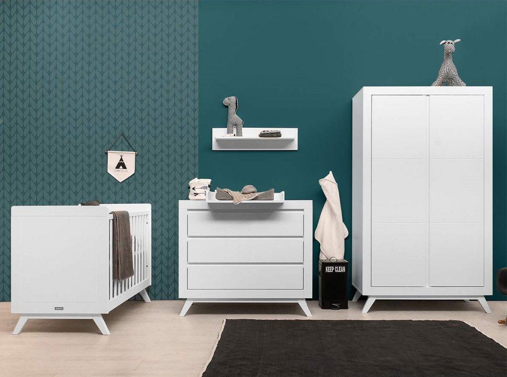 Chambre complète Bopita, modèle Anne
