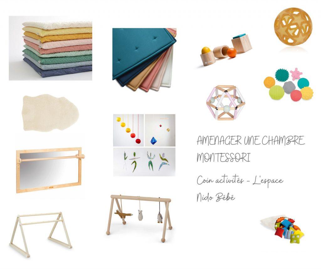 Espace Nido Montessori