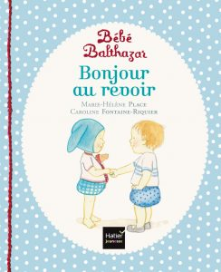 Collection de livres bébé Balthazar