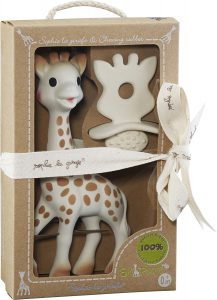 coffret sophie la giraffe