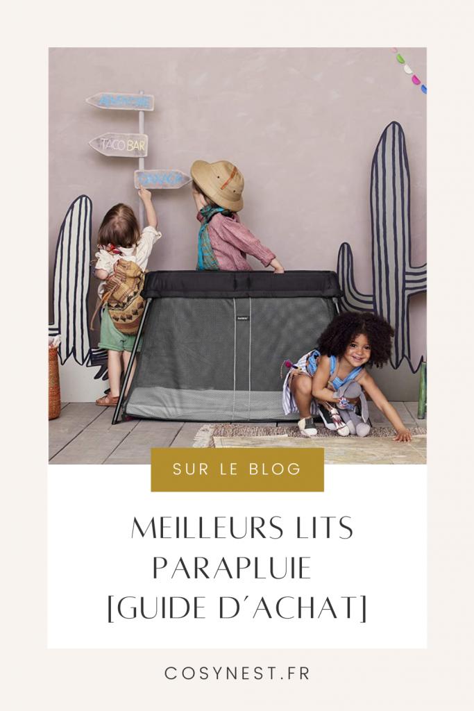 Pinterest Graphics - Lits parapluie