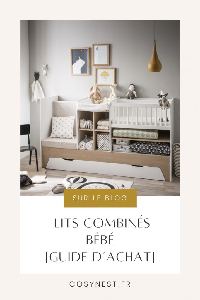 Pinterest Graphics - lit bébé combinés