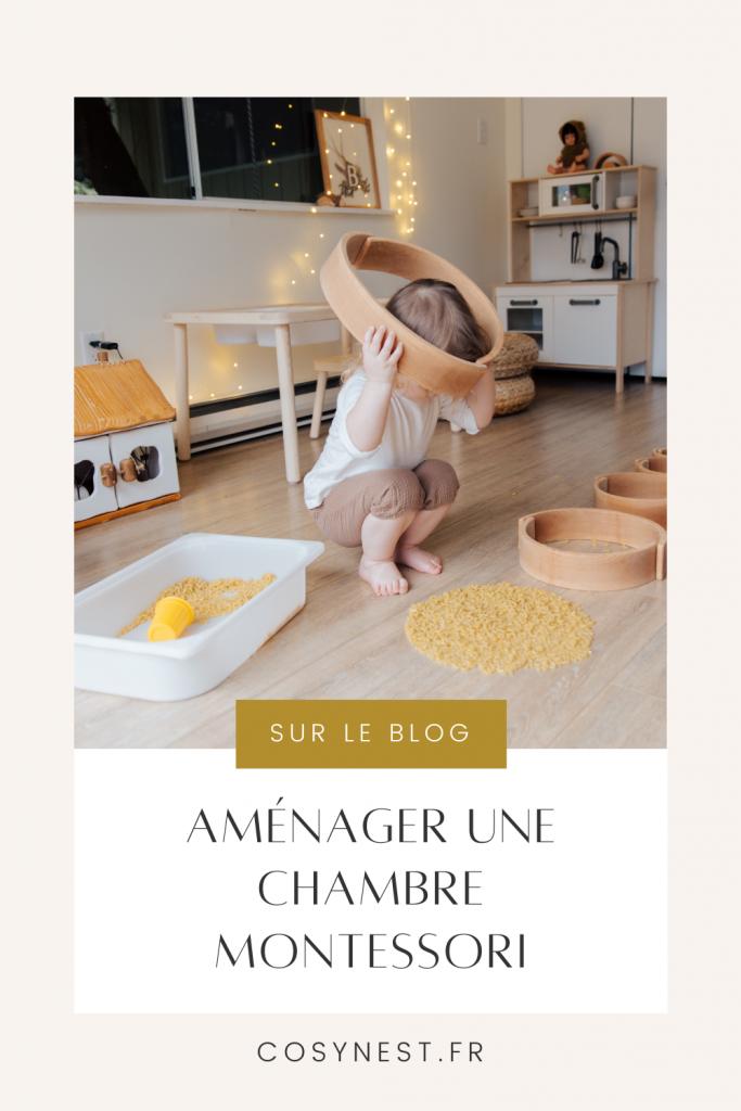 Pinterest Graphics - Chambre Montessori