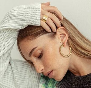 Boucles d'oreilles Soko