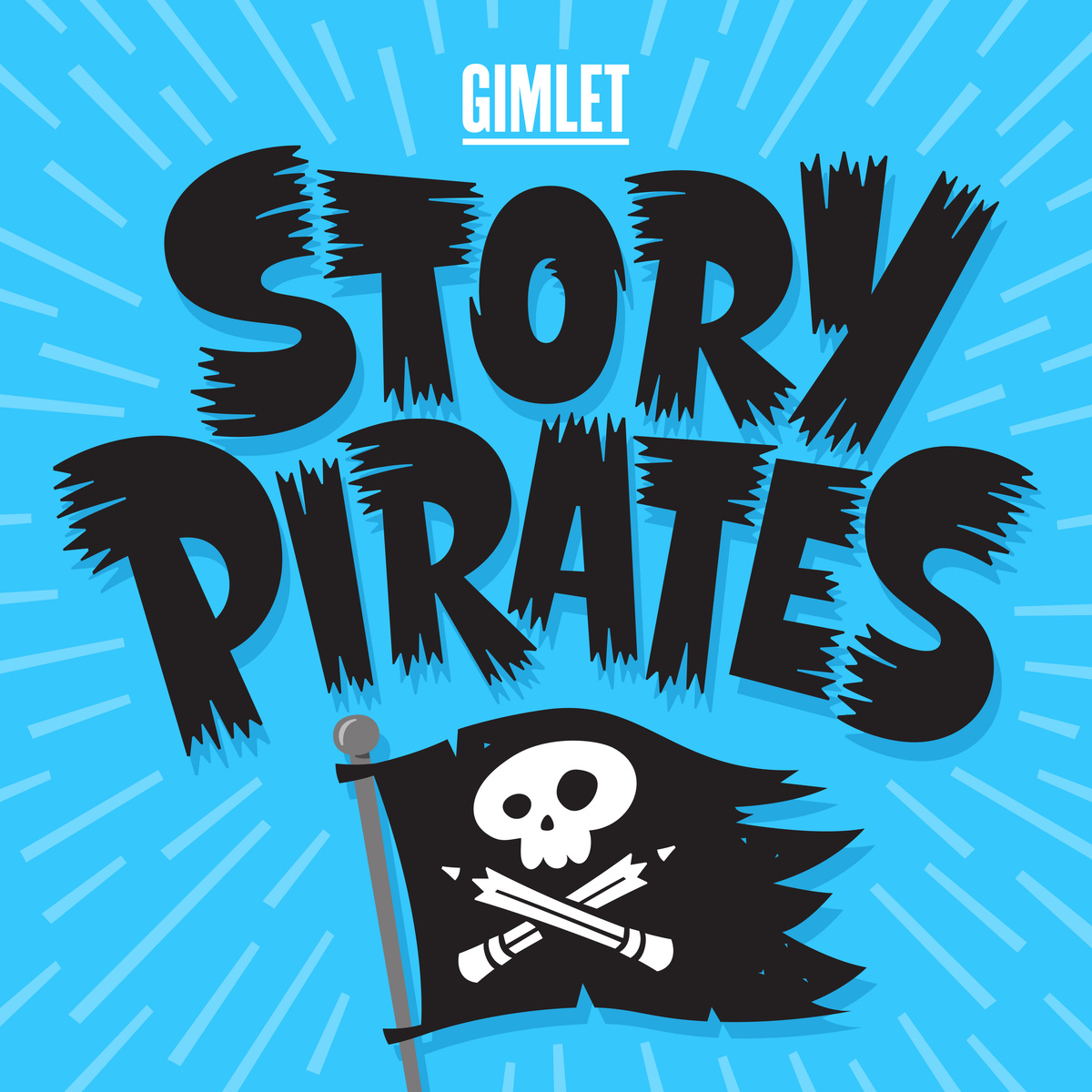 Story Pirates - Podcast enfant