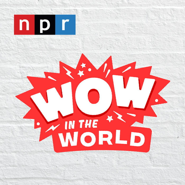 WOW in the world - Podcast enfant