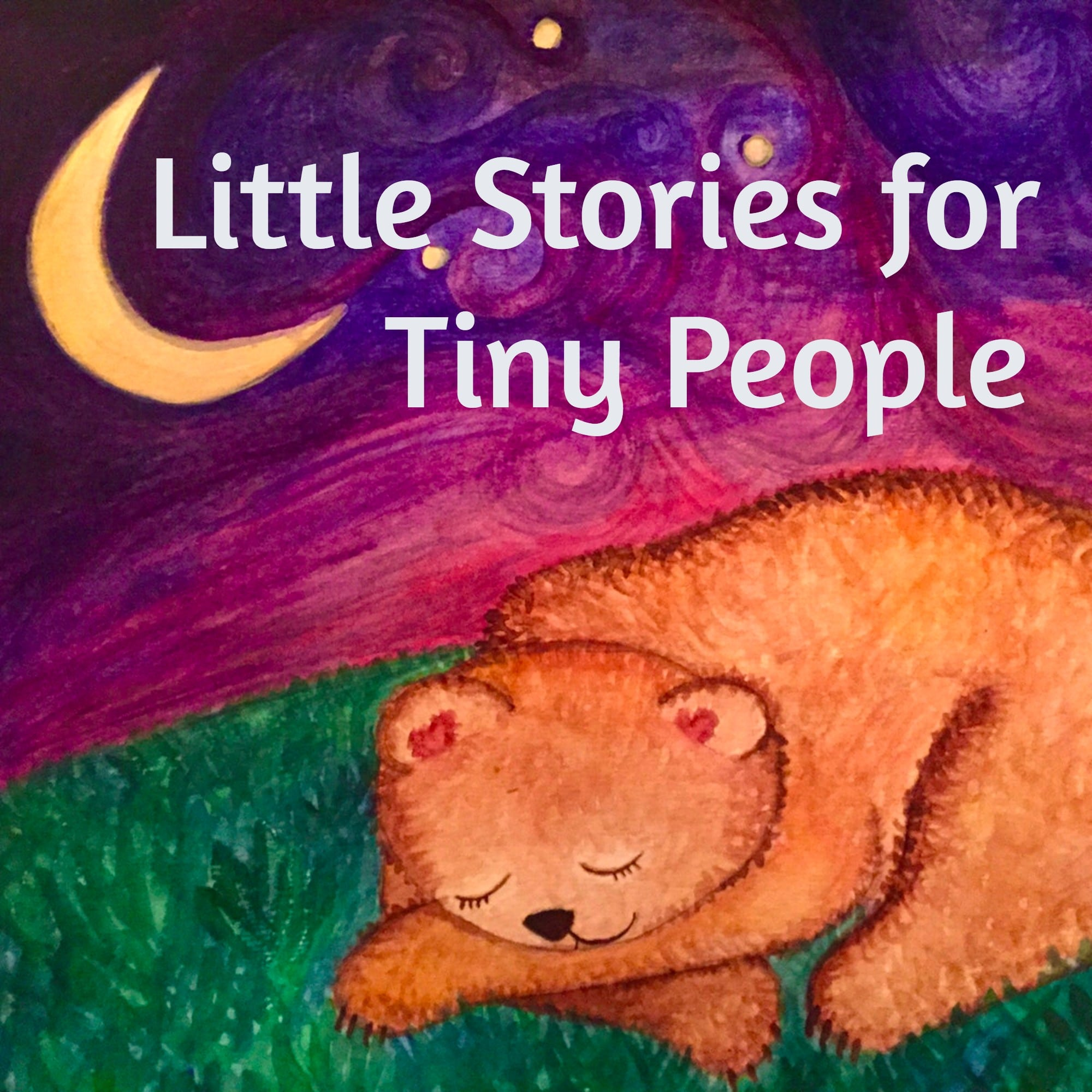 Little stories for tiny people - Podcast enfant
