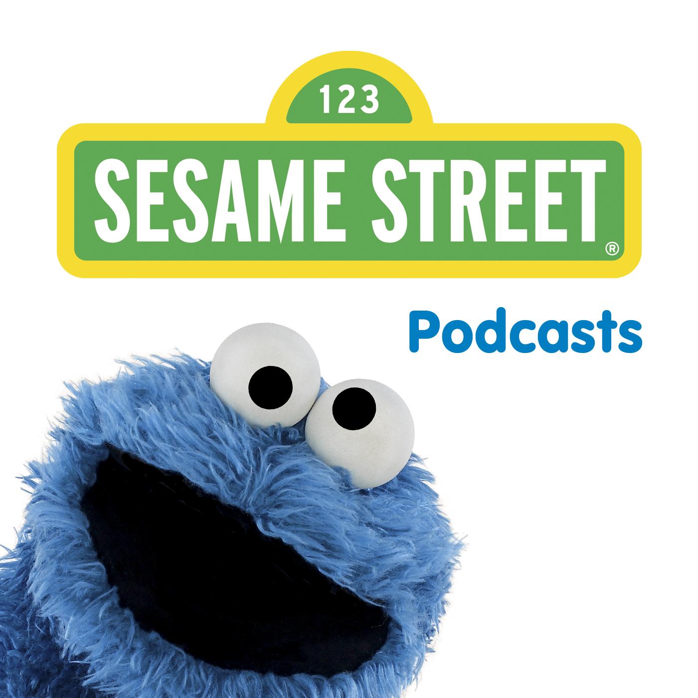 Sesame stree - Podcast enfant
