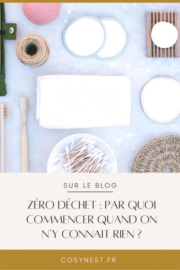 Pinterest Graphics - zero déchet