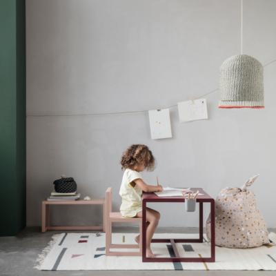 Table et chaise enfants Ferm Living