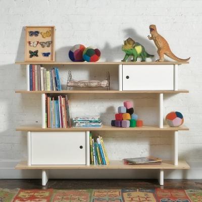 Bibliothèque enfants oeuf