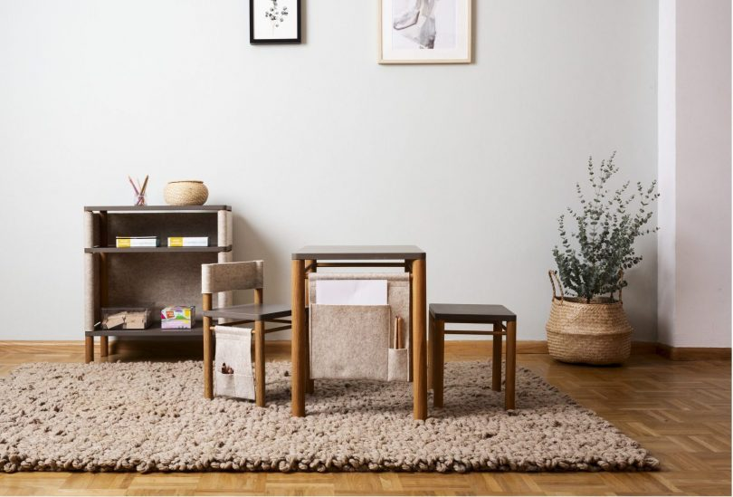 table et chaises enfants - Coclico