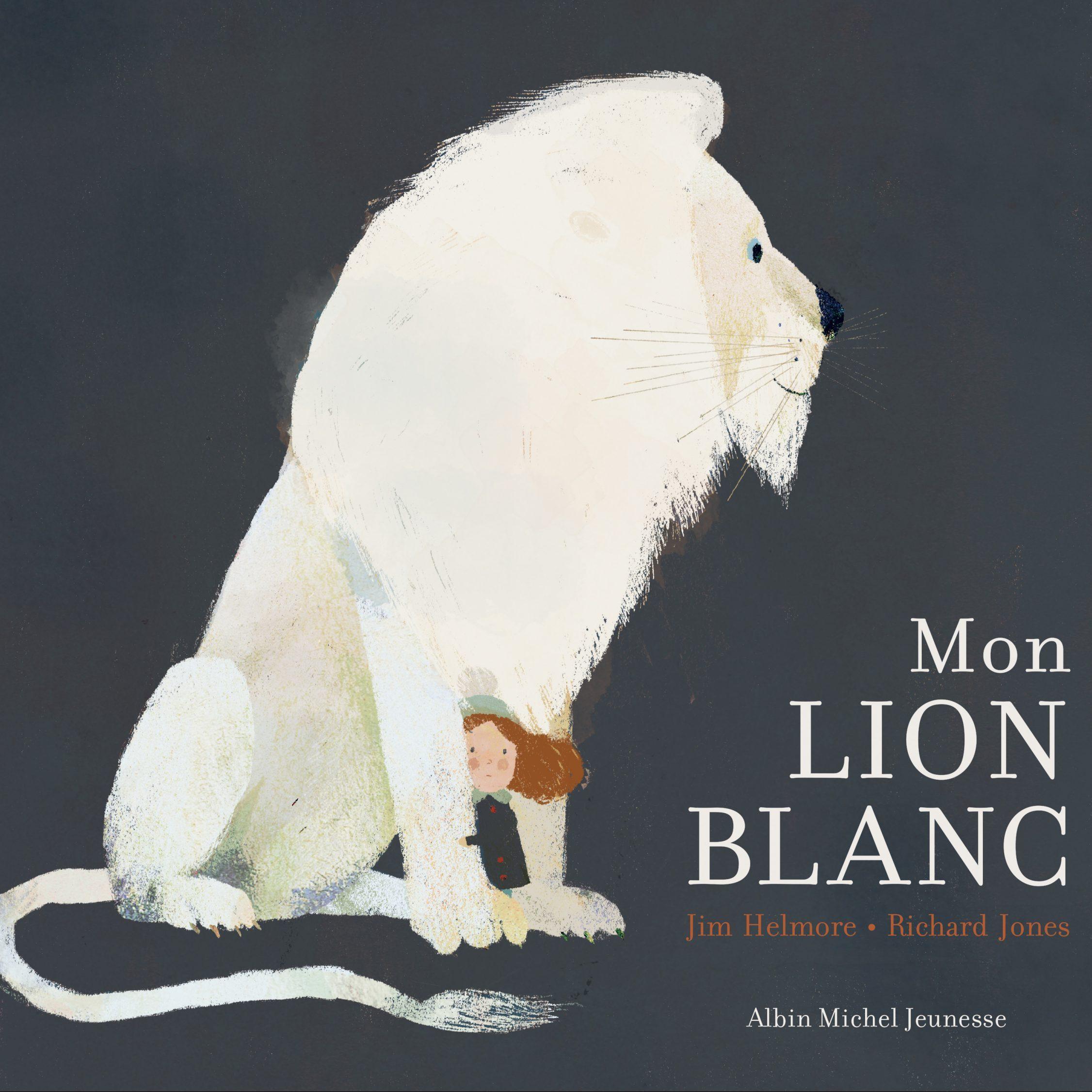 mon lion blanc_livre enfant 3-5 ans