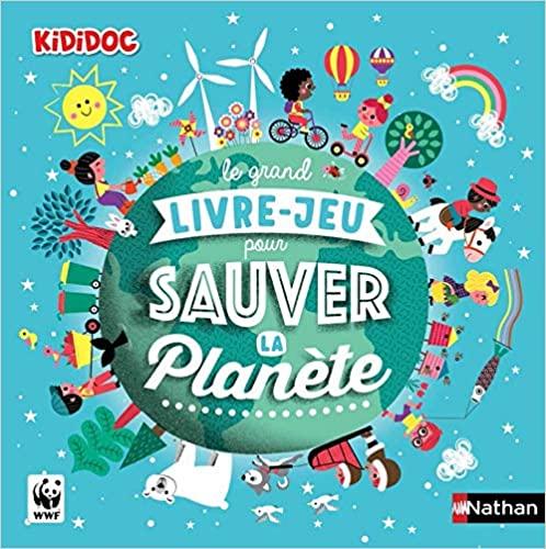 jeu pour sauver la planete_livre enfant 3-5 ans