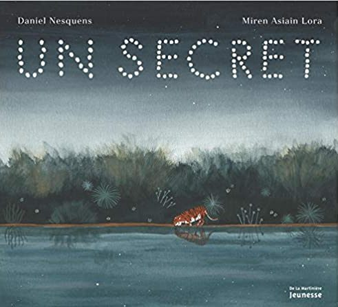 un secret_livre enfant 3-5 ans