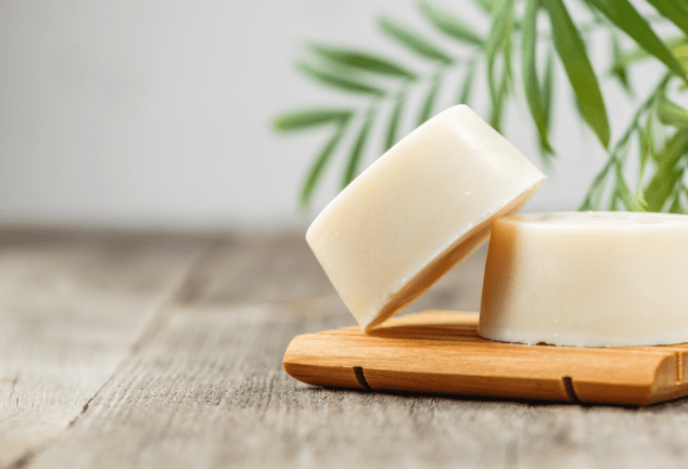 Lead image - shampoing solide bio