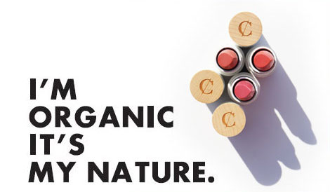 Image lead couleur caramel maquillage bio