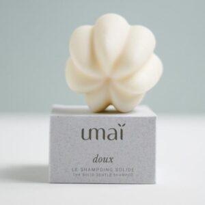 shampoing solide naturel UMAI